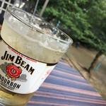 グローブカフェ - ジムビーム