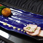 レストラン リュウ - 季節を写し出した月替わりの十寸オードブル