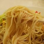 大勝軒 - 麺は美味