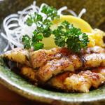 元祖本吉屋 - 酢の物(うざく)