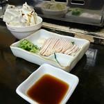 相撲鶏 - 料理写真: