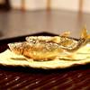行楽庵 - 料理写真:☆鮎の塩焼き