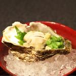 70708387 - ☆能登の岩牡蠣とオクラ