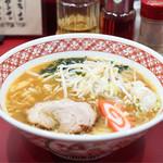 万味 - 味噌ラーメン 750円