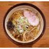 麺屋 つくし - 料理写真:「塩ラーメン」(2017.07)
