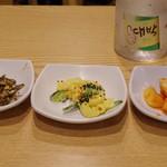 コサム冷麺専門店 - サービス
