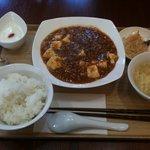 7071460 - 麻婆豆腐ランチ 800円