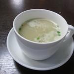 ブランチ - スープ