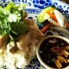 カメヤ食堂 - 料理写真:カオマンガイ(スープ付き)  650円
