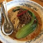 中国ラーメン揚州商人 - 冷しタンタン麺