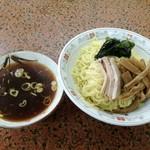 中華丸長 - つけ麺大盛