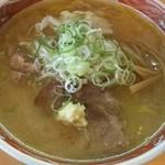 麺屋 朱雀 - 料理写真:味噌ラーメン大盛