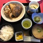 和風レストラン はしもと - 料理写真:魚のあら煮定食=900円 税込