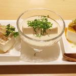 讃岐うどん あ季 - お豆腐・おまかせアレンジ(380円・外税)