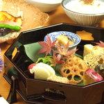神楽坂 和食 千 - お昼「流」2,100円