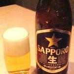 7072257 - 瓶ビール 550円