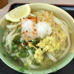 植田うどん - 料理写真: