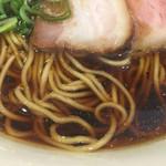 かしわぎ - 麺