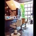 カフェ ココット - 美容院の椅子座りたい❤︎