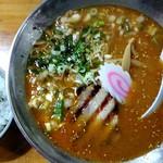 麺屋 居間人 - 料理写真:濃厚みそら~めん780円