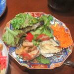 SouZai屋 - 少しだけ足しましたがほとんどこれ弁当のお野菜