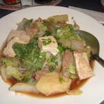 70729827 - 豆腐は地元「アロハTOFU」です。