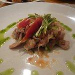 おりおり - 豚肉とトマトのバジルソース