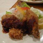 おりおり - 牡蠣のフライ