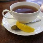 じゅうやくしつ - 紅茶