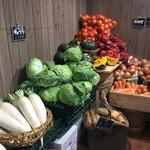 旬菜食健 ひな野 - 湘南野菜、鎌倉野菜、全国のこだわり野菜、売ってます