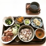 7CAFE - 一肉三菜のナナカフェ御膳