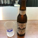70731865 - 瓶ビール(小)280円