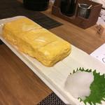 横町通りshushu - 明太チーズだし巻き玉子