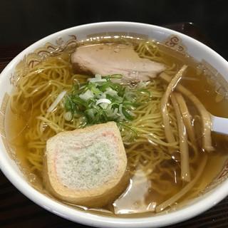 一休食堂 - 料理写真:一休ラーメン ¥550