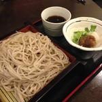 東都庵 - 料理写真:くるみそば