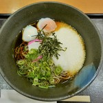 うどんと和食膳 う権 - 料理写真:温玉とろろぶっかけ