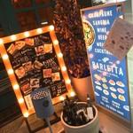 トラットリア&ピッツァ バルレッタ - トラットリア&ピッツァ バルレッタ 銀座7丁目店(東京都中央区銀座)外観