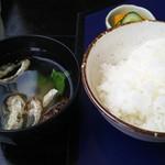 和 Ann あん藤 - ご飯とお吸い物