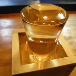 立ち飲み とっちゃん - 日本酒常温