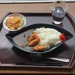 レストラン ソラダイニング - 料理写真:海老フライカレー