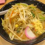 東京タンメン トナリ - 味噌タンメン