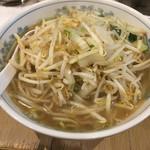 しお丸 - 野菜タンメン(塩)(740円)