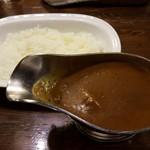 ペルソナ - 【2017/7】ビーフ・あさりカレー(投入前)