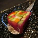 TAKAZAWA - ラタトゥユ、野菜15種、大徳寺納豆
