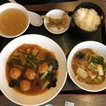 中国料理天座 -
