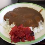 ふくし食堂 - ミニカレーアップ