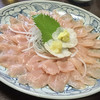 Mampei - 料理写真:鳥刺し