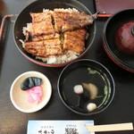 れすとらん海鮮庵 - うな丼2970円