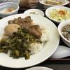 台湾キッチン榕城 - 料理写真:6ルーローファン