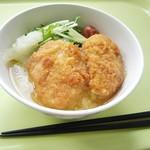 北海道大学 水産学部 大学生協食堂 - 料理写真:さらさらトン茶
